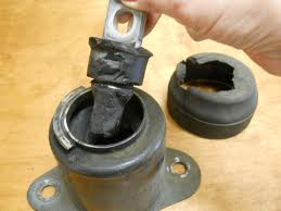 Failed Engine Mount
