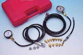 automatic transmission pressure gauge