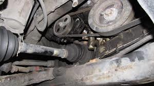 power steering leak