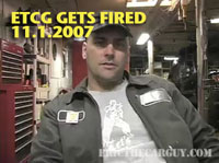 ETCG Gets Fired
