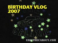 Birthday Vlog 2007 sm