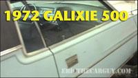 1972 Galixie 500