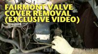 Fairmont Valve Cover Exclusive