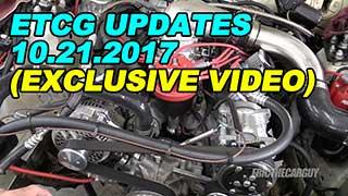 ETCG Updates 10.21