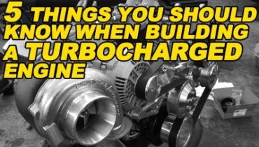 5 Things You Should Know When Building a Turbocharged Engine 400