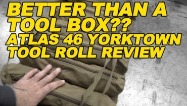Atlas46 Yorktown Tool Roll Review