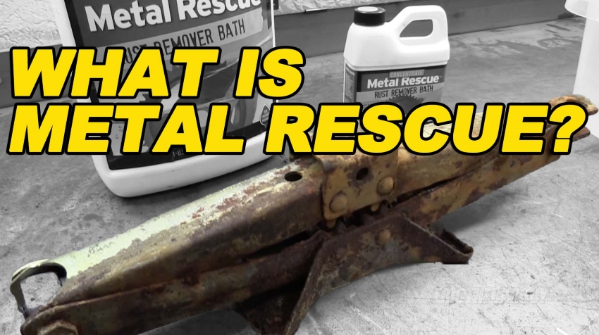 What is Metal Rescue