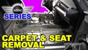 Carpet and Seat Removal 400