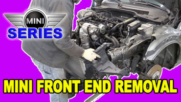 Mini Front End Removal