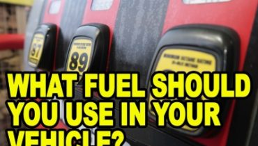 What Fuel Should You Run In Your Vehicle 400