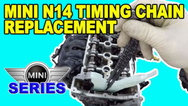 Mini N14 Timing Chain Replacement