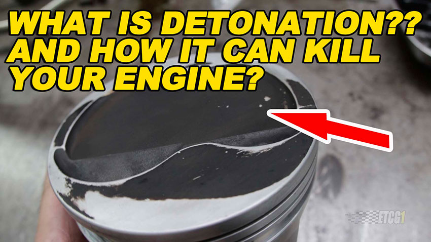 What is Detonation and How Can it Kill Your Engine