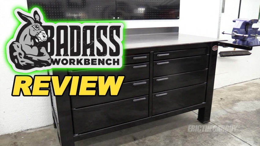 BadAss Workbench Review