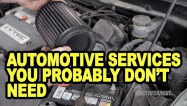 Automotive Services You Probably Don27t Need