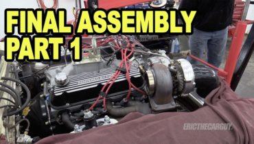 Final Assembly Part 1