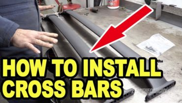 How To Install Cross Bars