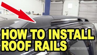 How To Install Roof Rails Odyssey