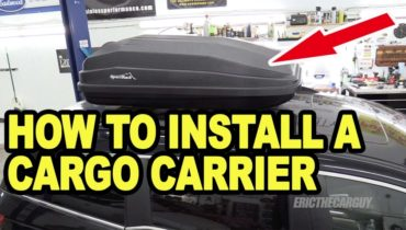 How To Install a Cargo Carrier
