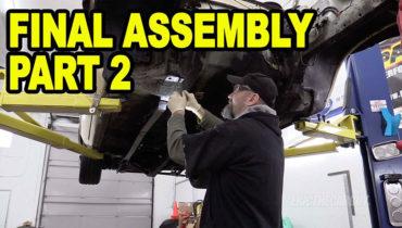 Final Assembly Part 2