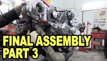 Final Assembly Part 3
