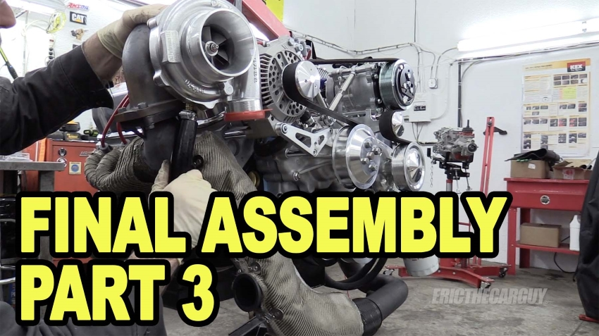 Final Assembly Part 3