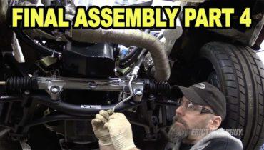 Final Assembly Part 4