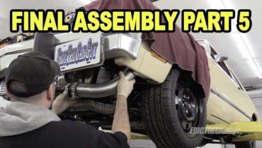 Final Assembly Part 5