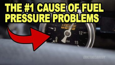 The 1 Cause of Fuel Pressure Problems