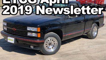April 2019 Newsletter Placeholder