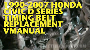 D Series timingbelt VManual Wide 300
