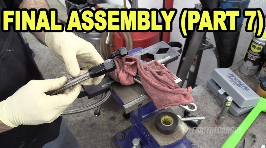 Final Assembly Part 7