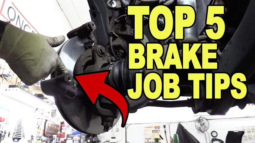 Top 5 Brake Job Tip.2s