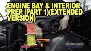 Engine Bay Prep Part 1Extended Version