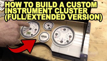How To Build a Custom Instrument Cluster Full Extended Version