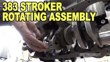 383 Stroker Rotating Assembly