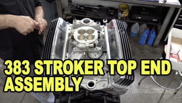 383 Stroker Top End Assembly