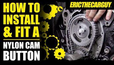 How To Install a Nylon Cam Button