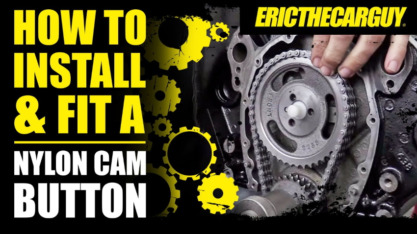 How To Install a Nylon Cam Button