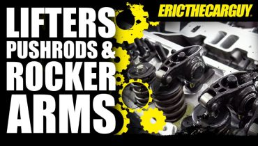 Lifters Pushrods and Rocker Arms