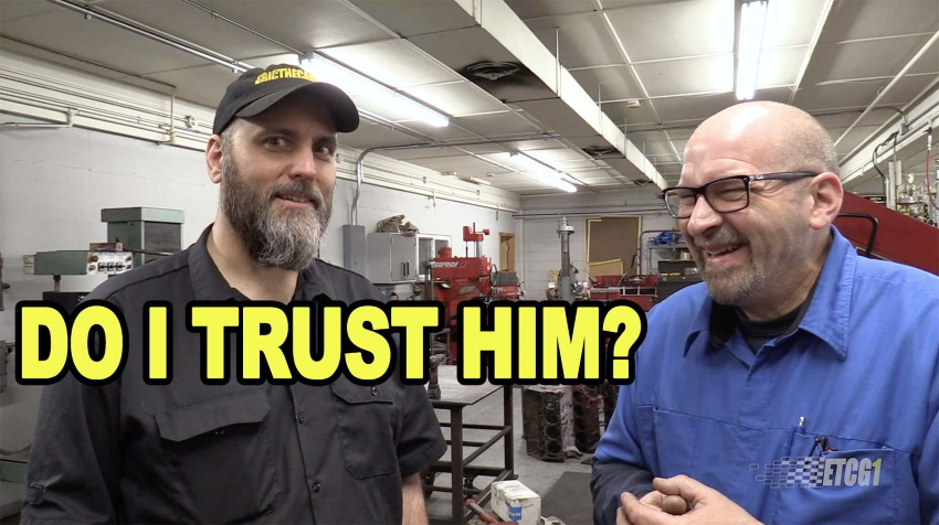 Should You Trust Your Machine Shop