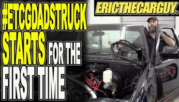 ETCGDadsTruck Starts for the First Time