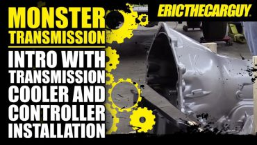 monster transmission intro